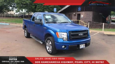 Pre-Owned 2014 Ford F-150 STX RWD Extended Cab Pickup