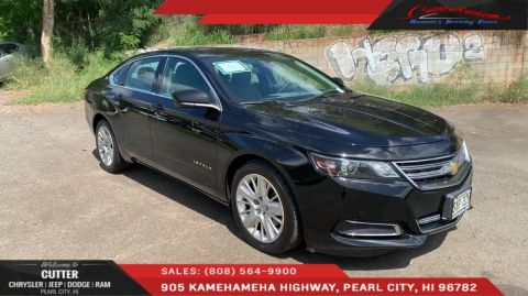Pre-Owned 2016 Chevrolet Impala LS FWD 4dr Car